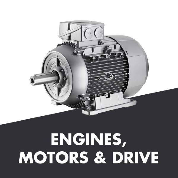 Engines, Motors & Drive